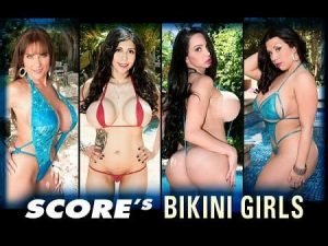 Vee VonSweets Video - SCORE's Bikini Girls