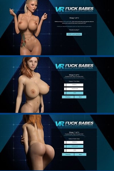 VR Fuck Babes Big Tits Review