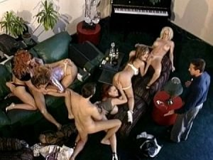 Ashley Renee Video - Big Tit Orgy