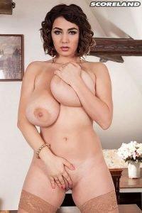 Alexya Photo - Seducer of Breast-men