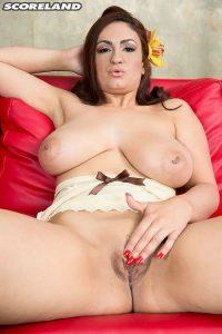 Sandra Milka Photo - She's Gotta Spank It, Spank It Good